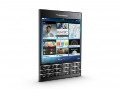 Lanzan Blackberry Passport en México